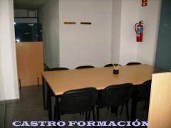 Zona de coordinacion y sala de profesores