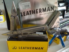 Alicates especiales multiuso leatherman