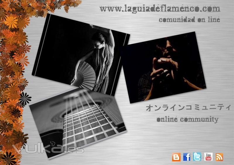 Flamenco: cante, toque y baile