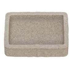 Accesorios ba�o. jabonera ba�o sand rectangular beige en lallimona.com (1)