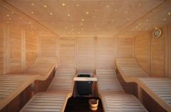 Sauna spa & wellnes