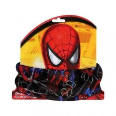 Pa�uelo tipo braga spiderman. producto licenciado. pack de 24 unidades. ref. born�li19