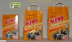 Olewo es pigmentador y ademas regulador de problemas estomacales, especialmente en cachorros,