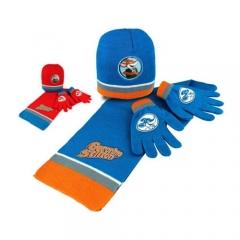 Set  stilton:gorro, bufanda y guantes. producto licenciado. pack 24 unidades. ref. born�li13