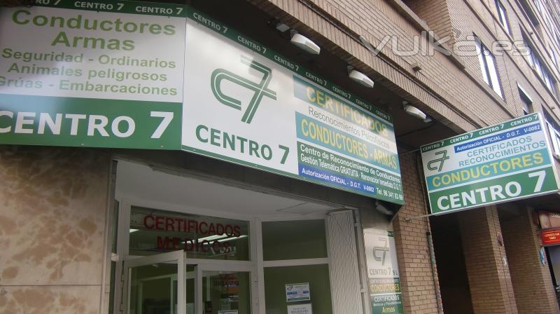 Centro 7 s l centro de reconocimiento de conductores - Jefatura provincial de trafico de badajoz ...