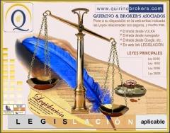 Quirino & brokers - legislación de seguros privados - creemos importante para el consumidor
