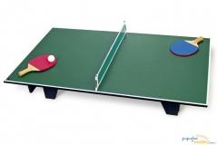 Mesa de ping pong infantil. juguete didactico y educativo