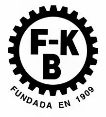 Logo faust y kammann