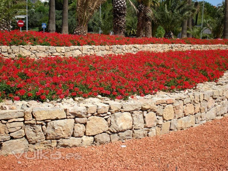 Foto muros de piedra seca - Como hacer muros de piedra ...