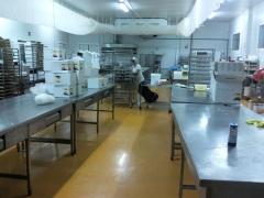 Pavimento industria pasteleria sevilla