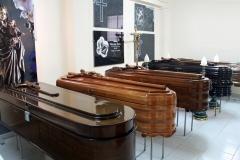 Feretros para servicios funerarios