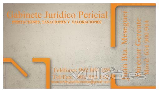 TRUJILLO Tasaciones y Peritaciones - Tel: 654.900.944