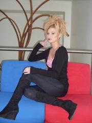 Sandra, una de nuestras guapas modelos
