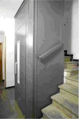 Ascensor por hueco de escalera Puertas Semiautom�ticas