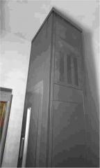 Ascesor en Escalera Puertas Semiautomaticas