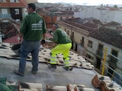 Construccion tejados