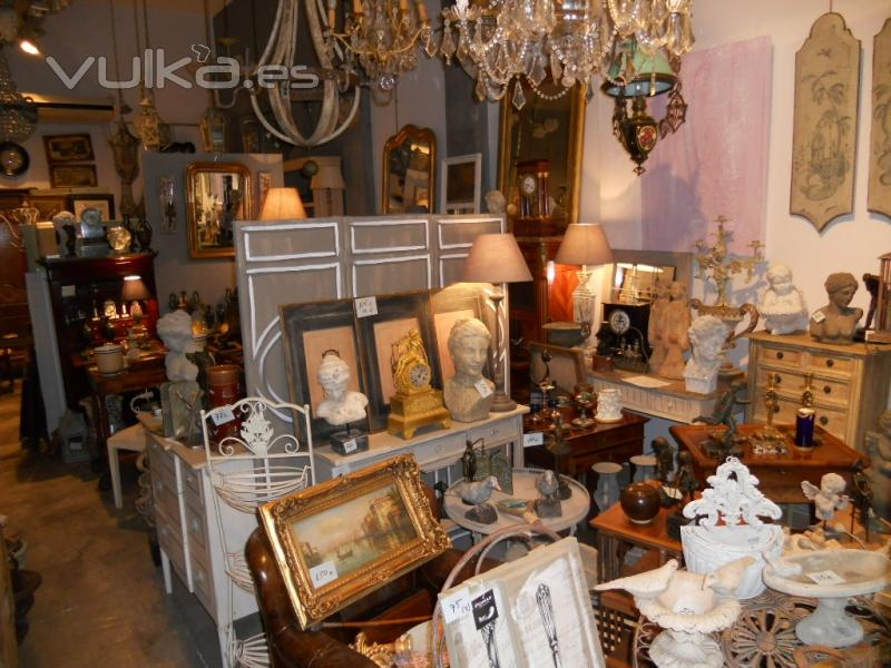 Ayera antig edades y decoraci n for Decoracion vintage valencia