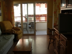 Apartamento de 1 dormitorio, cerca de la playa (monserrat)