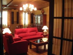 Salon socila hotel la posada de ubeda restaurante asador museo agricola de ubeda