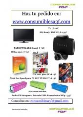 Regalos especiales para Navidad. Productos bajo pedido en Consumibles A3F, www.consumiblesa3f.com