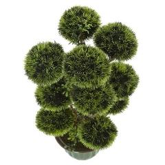Plantas artificiales. bonsai artificial topiary 12 bolas 35 en lallimona.com (2)