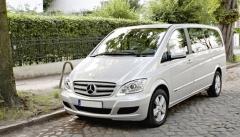 Mercedes Viano 7pax