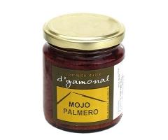 Mojo palmero d gamonal (especialidad de las islas canarias)