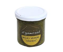 Mojo verde cilantro d gamonal (especialidad de las islas canarias)