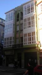 Rehabilitaci�n de fachada en edificio centenario