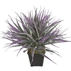 Plantas artificiales. planta mata cintas artificiales lilas 30 en lallimona.com