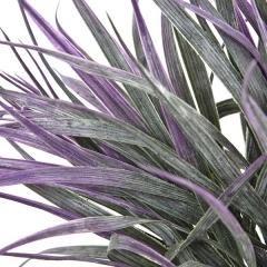 Plantas artificiales. planta mata cintas artificiales lilas 30