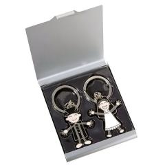 Gifts. llavero doble novios en lallimona.com (1)