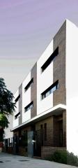 Aurea arquitectos viviendas adosadas