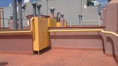 Instalación comunitaris de gas