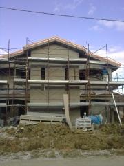 Casa aparejada realizada en  l´aquila