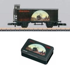 Vagon especial salon internacional 2011 escala z marklin