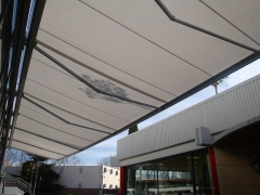 Toldo modelo resobox