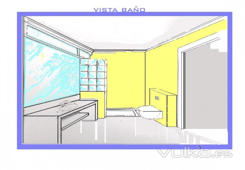 Diseno De Baño Rural:Lola Torga Diseño De Interiores/ Decoración