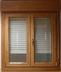 Compacto de pvc con ventana de pvc