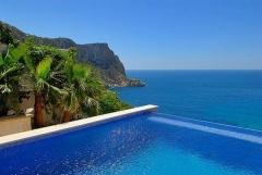 Donde acaba la piscina y empieza el mar?