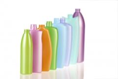 Botellas de pl�stico para el sector cosm�tico e higiene