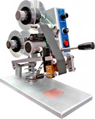 Impresor fecha/lote cinta ribbons acc. manual