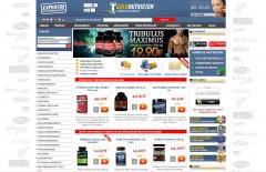 Tienda online nutricion deportiva gold nutricion