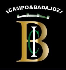 Logo campo&badajoz negro