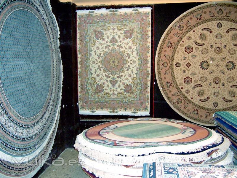 Foto alfombras redondas tienda de bravo murillo 105 - Muebles bravo murillo ...