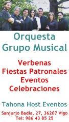 Orquesta, grupo musical