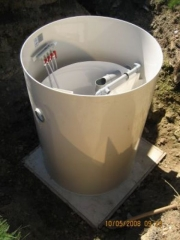 Edar-cat - proceso de instalación de depuradora compacta