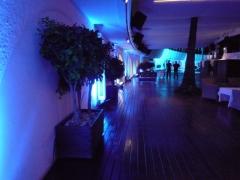 Iluminacion ocean club marbella
