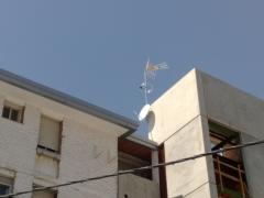 Antenas de tv satélite,tdt y fm