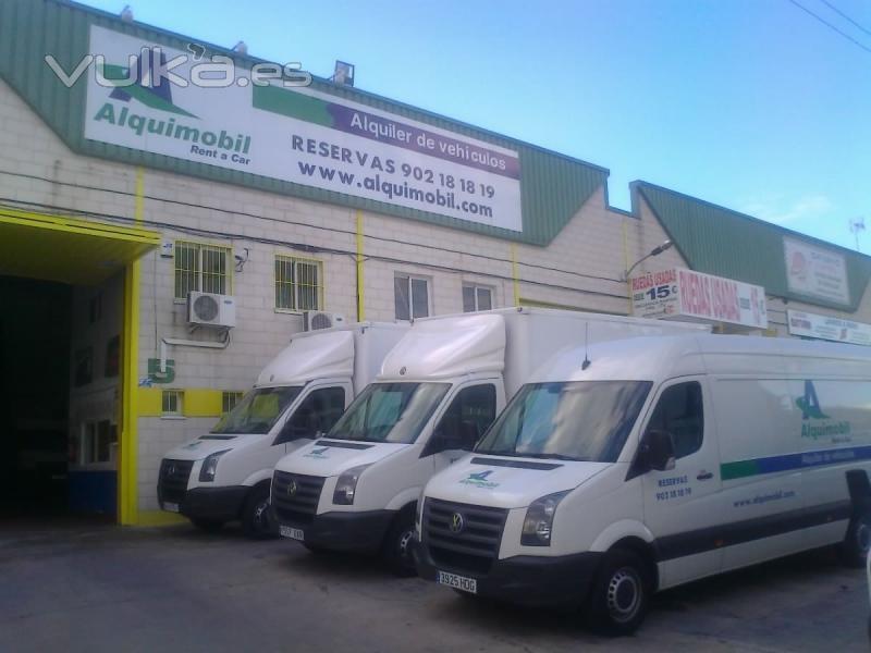 Alquimobil Alquiler De Vehiculos - photo#19